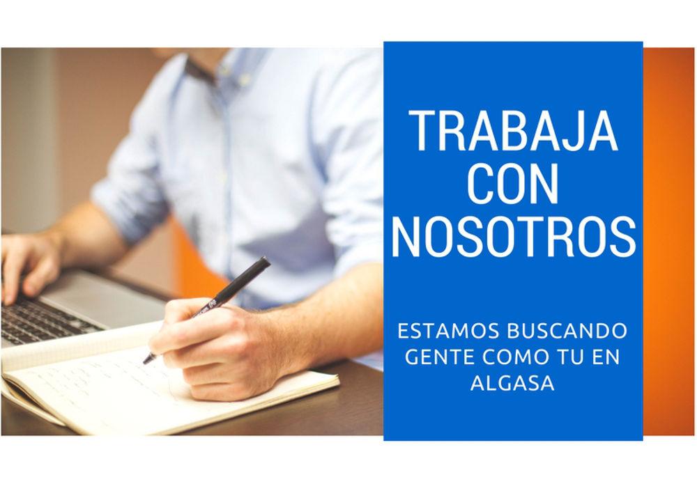 Trabaja en Algasa