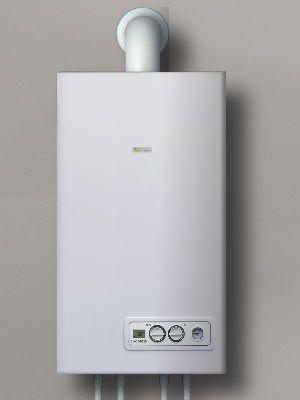 Caldera de condensacion en Leon