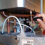 Renovar la caldera de gas
